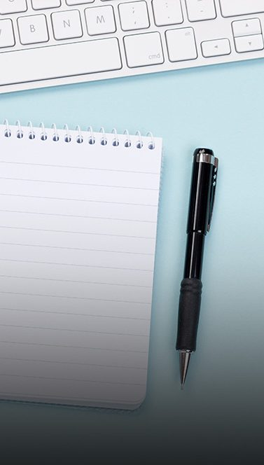 Notepad | Writers Block Blog