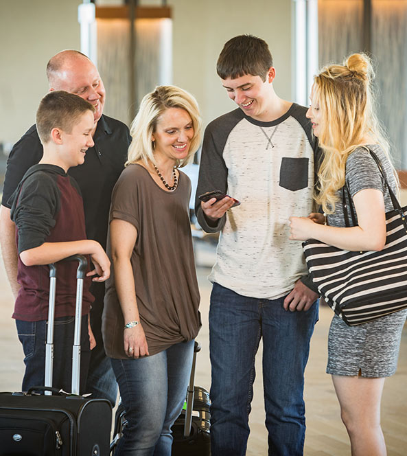 Family Travel   More Days to Play, Rapid City Airport