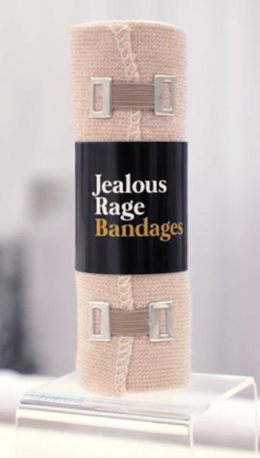 Jealous Rage Bandages | Scottie's 5 Things