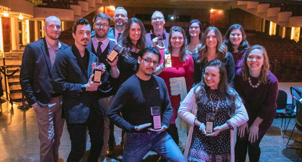 Team Awards | Addys 2019