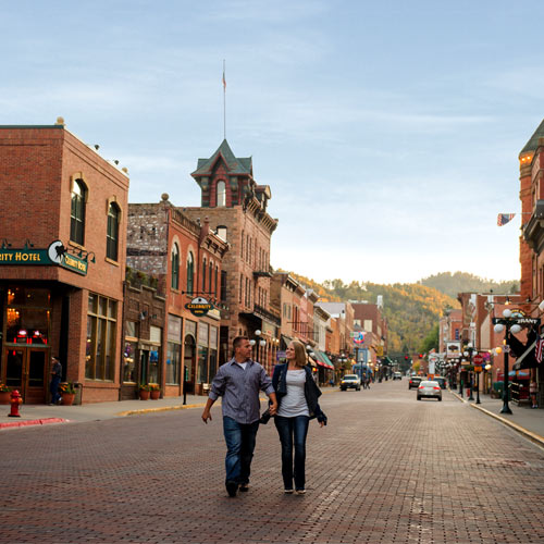 Walking Streets of Deadwood | No Rules No Regrets