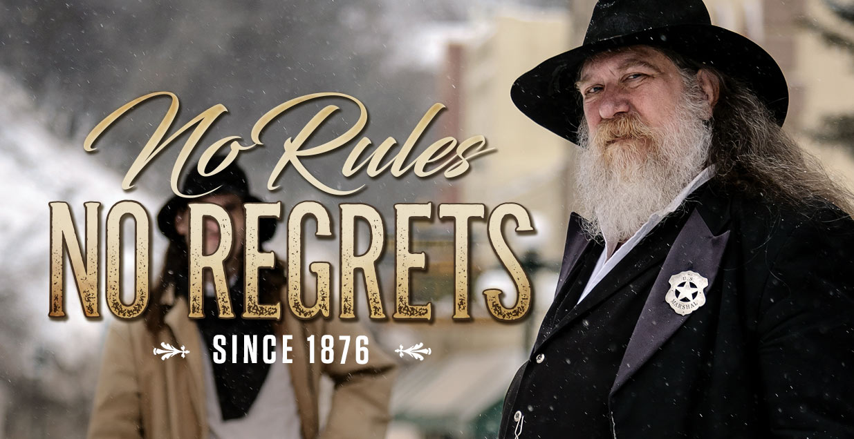 Creative for Campaign | No Rules No Regrets