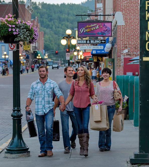 Walking Streets of Deadwood | No Rules No Regrets, Deadwood