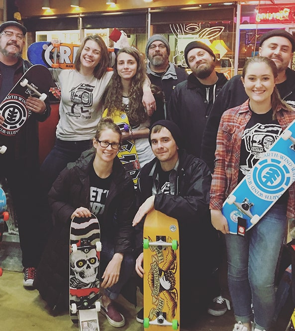 Skateboards | Volunteer Blog