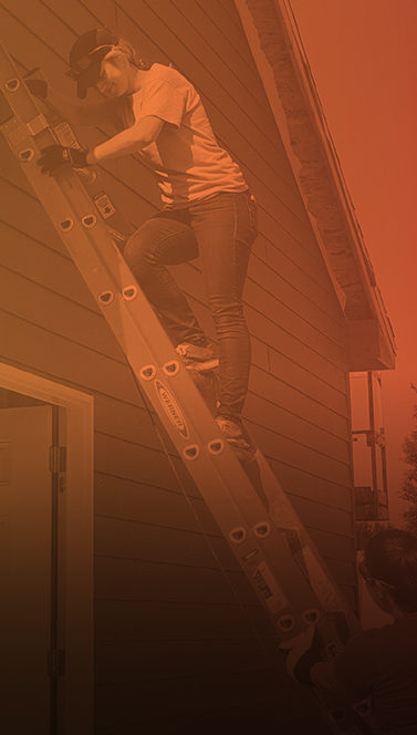 Climbing Ladder | Volunteer Blog