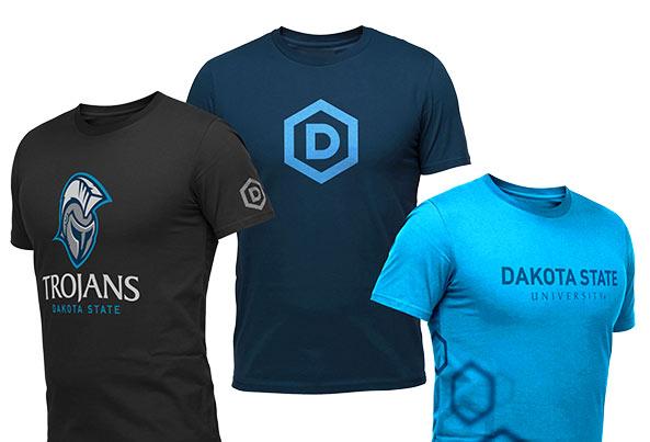 Dakota State Ts | DSU Rebrand