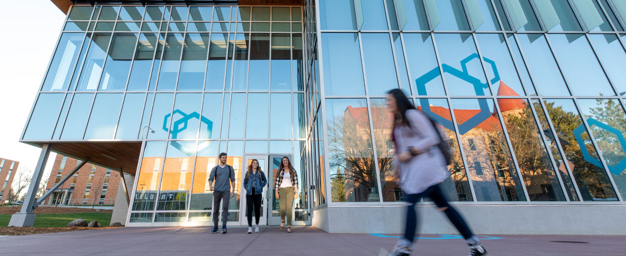 Dakota State Campus | DSU Rebrand