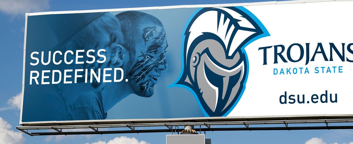 Billboard | DSU Rebrand