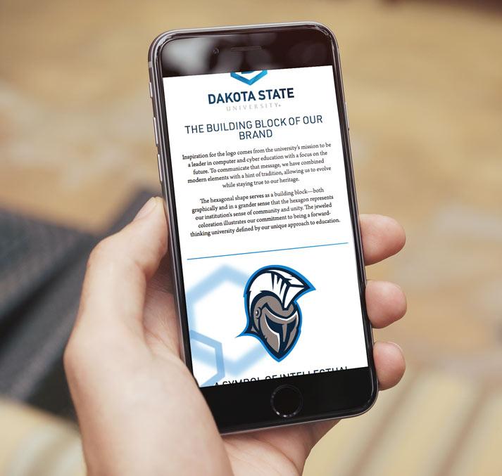 Mobile Site   DSU Rebrand