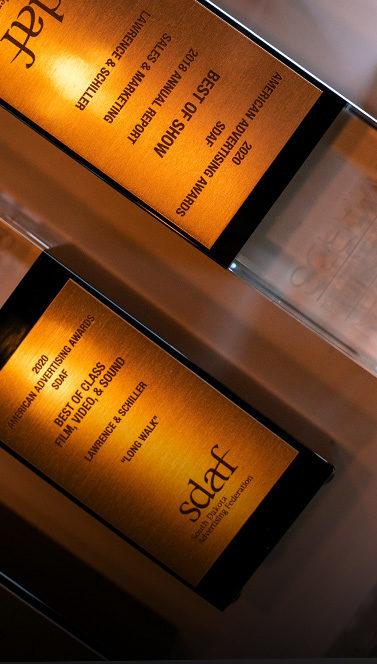 SDAF ADDYs Award