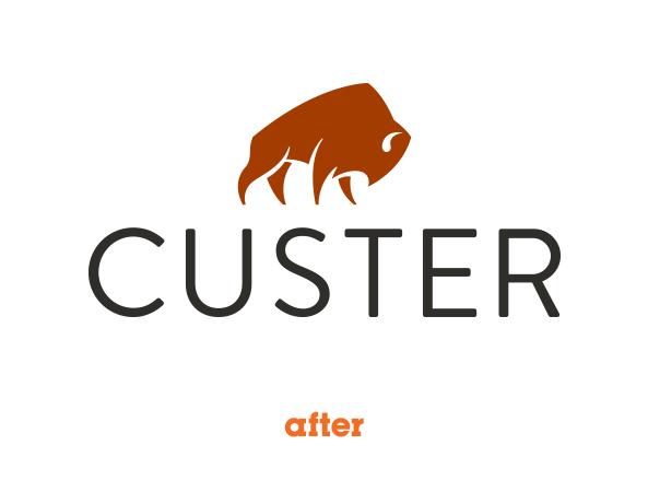 Custer BID Logo