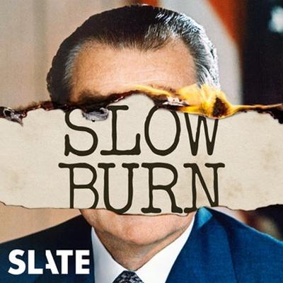 Slow Burn Podcast | Podcast Blog
