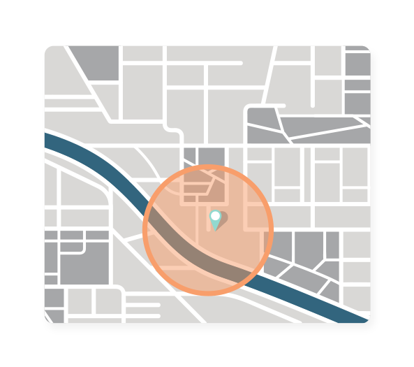 Map Geofencing