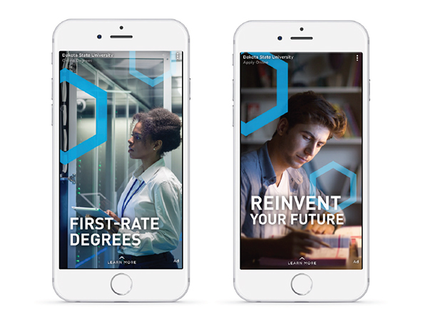 DSU Mobile Ad | Dakota State University