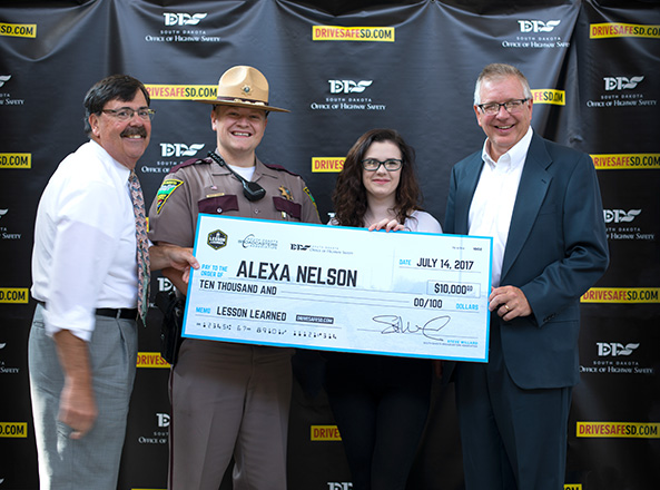 Award Winner | South Dakota Office of Highway Safety