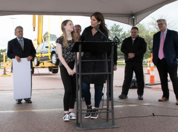 Kristi Noem | South Dakota Office of Highway Safety