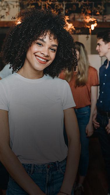 Smiling Girl | Gen Z Blog, L&S