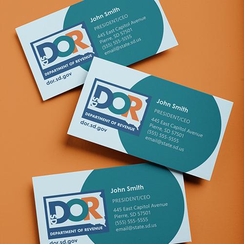 DOR Branded Material | Department of Revenue Work Sample, Lawrence & Schiller