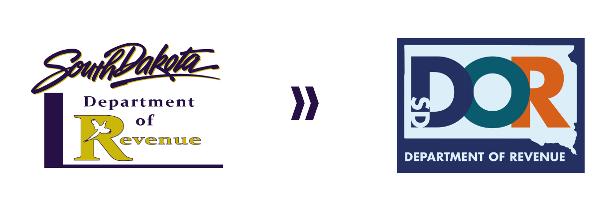 DOR Logo | Department of Revenue Work Sample, Lawrence & Schiller