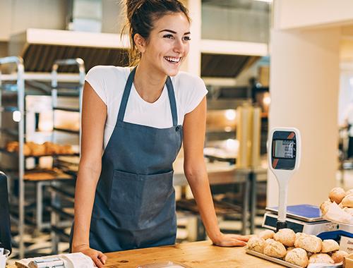 Bakery Business | Department of Revenue Work Sample, Lawrence & Schiller