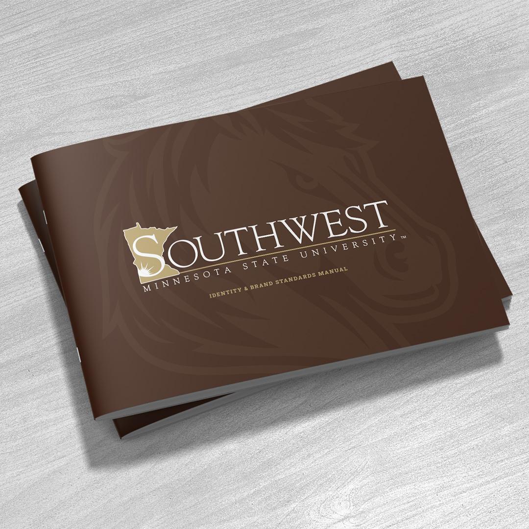 Rebrand Brand Book | SMSU Work Sample