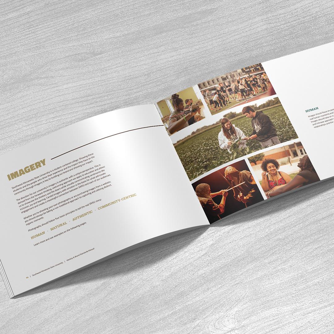 Rebrand | SMSU Work Sample