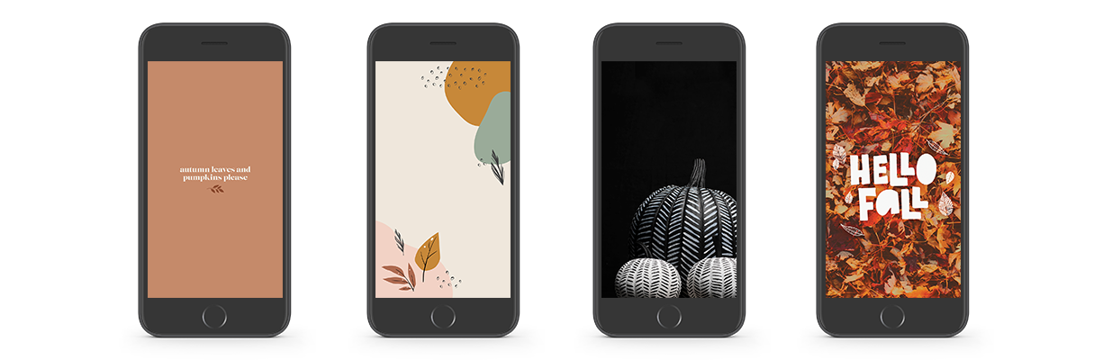 Fall Backgrounds | Lawrence & Schiller Blog