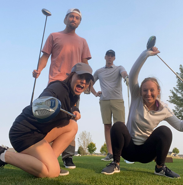 Golf Tourney | Company Culture, Lawrence & Schiller