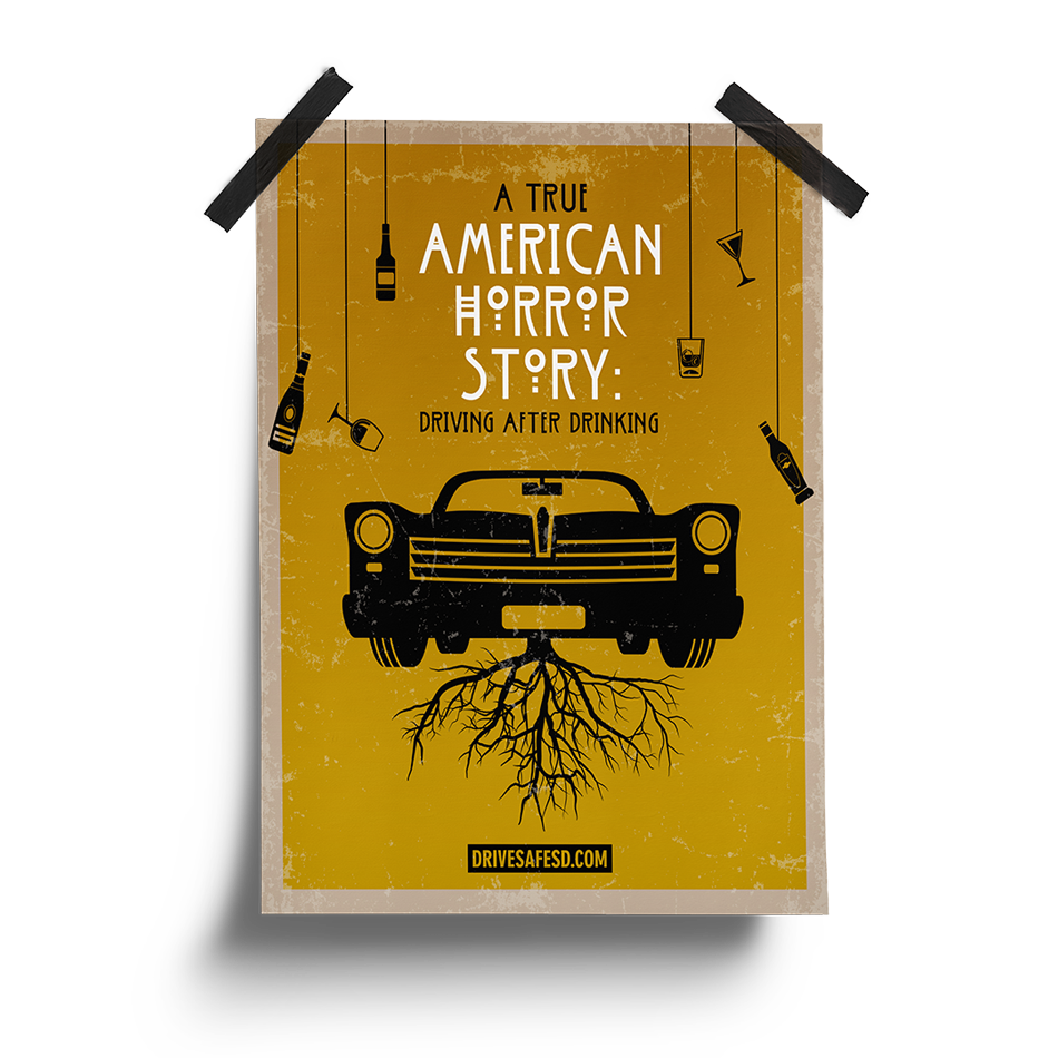 American Horror Story | South Dakota Office of Highway Safety Movie Posters