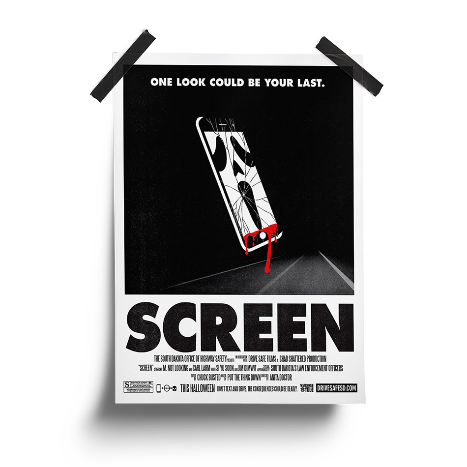 Screen Poster | South Dakota Office of Highway Safety Movie Posters