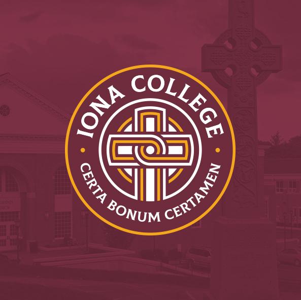 Iona College Rebrand