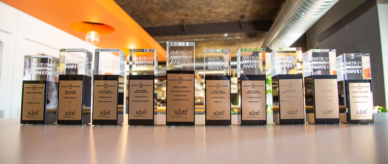 ADDY awards 2021