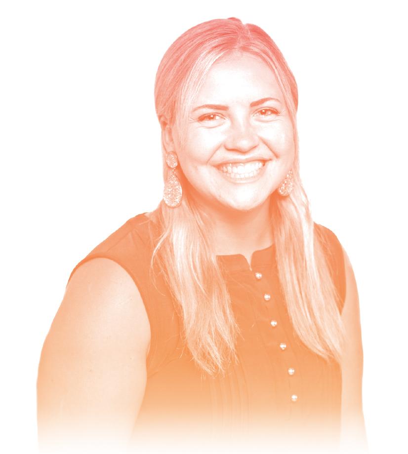 Kirsten Barrott   Associate Account Executive, Lawrence & Schiller, Sioux Falls, South Dakota