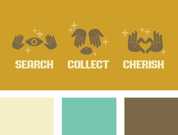 Search Collect Cherish