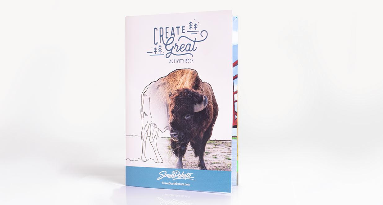 activity book south dakota