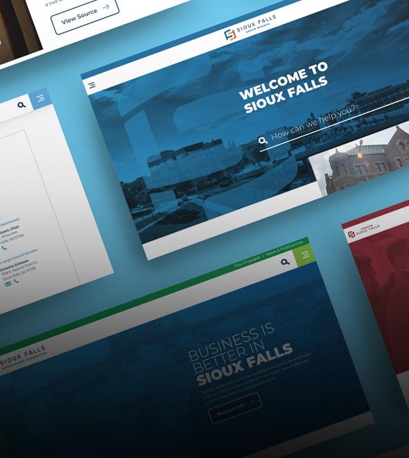 Sioux Falls Websites